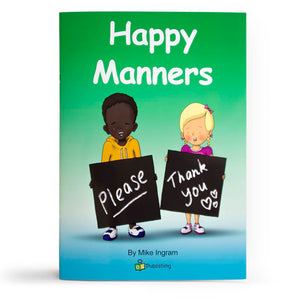 Happy Manners Big Book