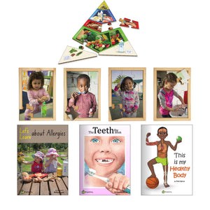 Healthy Kids Resource Kit SAVE $89.80