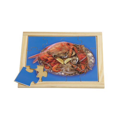 Seafood Small Puzzle