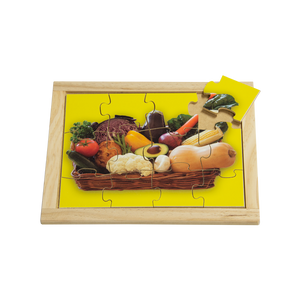 Vegetables Small Puzzle