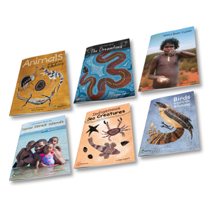 Indigenous Small Book Pack