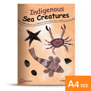 Indigenous Sea Creatures Small Book