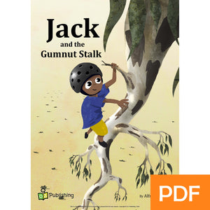 Jack and the Gumnut Stalk eBook