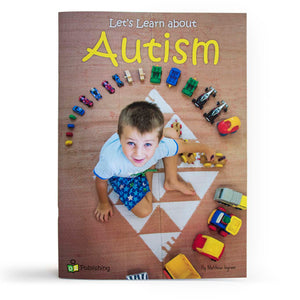 Let's Learn about Autism Big Book