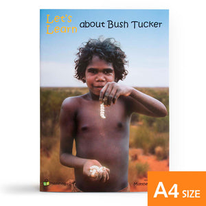 Let's Learn about Bush Tucker Small Book