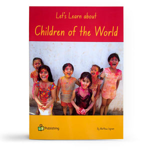 Let's Learn about Children of the World Big Book