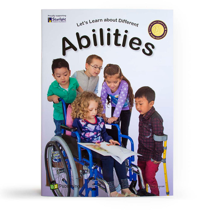Let's Learn about Different Abilities Big Book