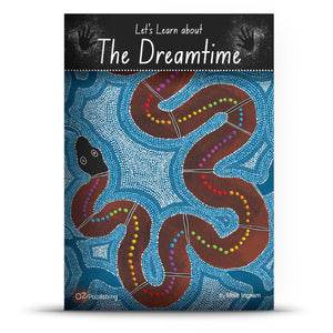 Let's Learn about The Dreamtime Big Book