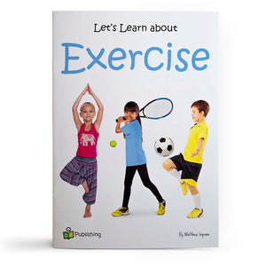 Let's Learn about Exercise Big Book