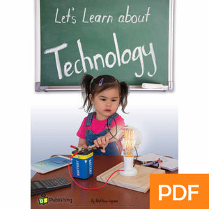 Let's Learn about Technology eBook
