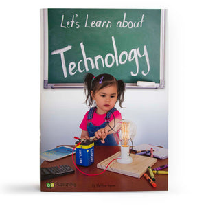 Let's Learn about Technology Big Book
