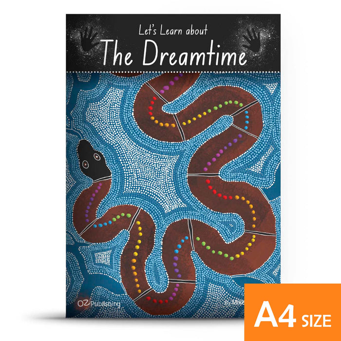 Let's Learn about The Dreamtime Small Book