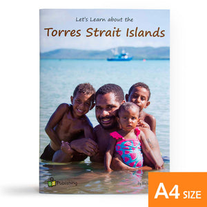 Let's Learn about the Torres Strait Islands Small Book