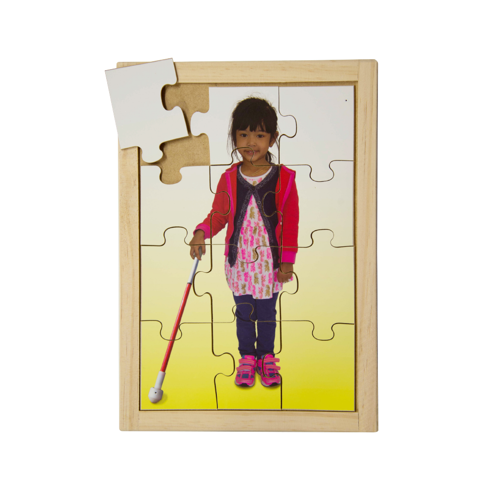 Walking Cane Puzzle