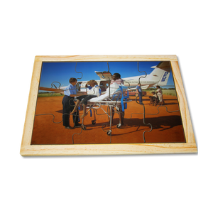 Royal Flying Doctors Puzzle