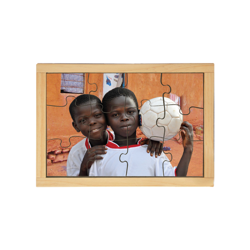 African Kids Puzzle