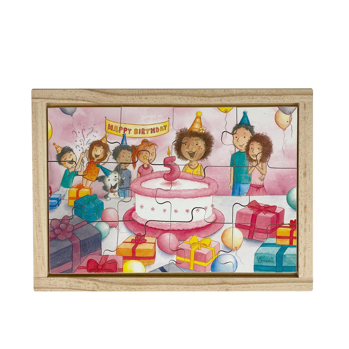 Birthday Celebrations Puzzle