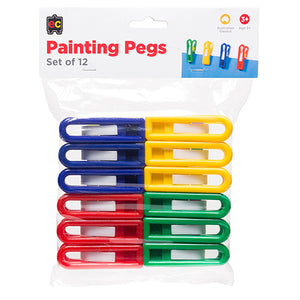 Painting Pegs Set of 12