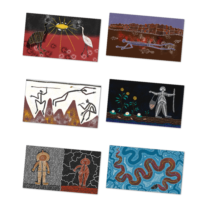 Dreamtime Poster Pack