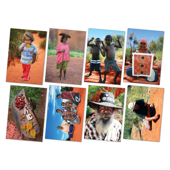 Aboriginal People Poster Pack