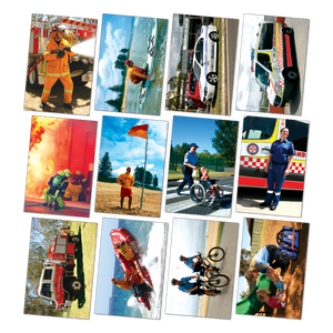 Emergency Services Poster Pack