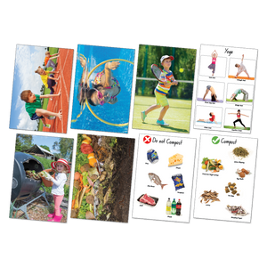 Exercise and Compost Poster Pack