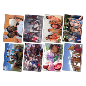 Kids of the World Poster Pack