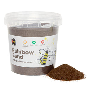 Rainbow Sand Choc Brown