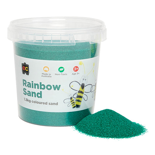 Rainbow Sand Dark Green