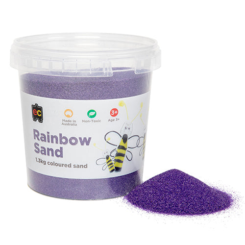 Rainbow Sand Purple