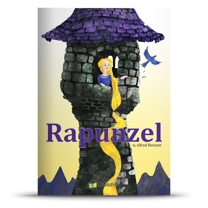 Rapunzel Big Book