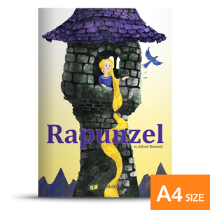 Rapunzel Small Book