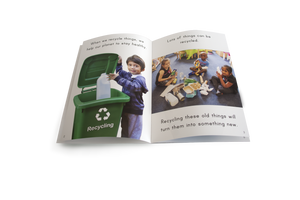 Let's Learn about Recycling Big Book
