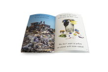 Let's Learn about where the Rubbish Goes Big Book