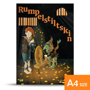 Rumplestiltskin Small Book