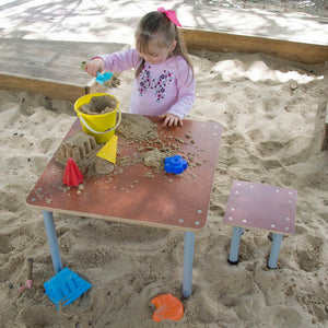 Sand Table Square