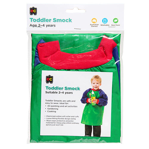 Toddler Smocks Green