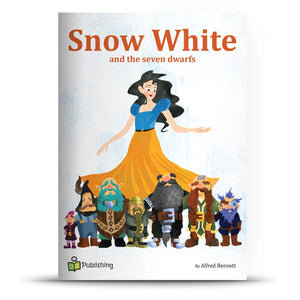 Snow White and the seven dwarfs Big Book