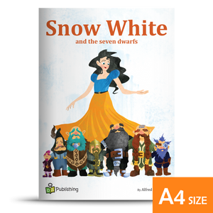 Snow White and the seven dwarfs Small Book