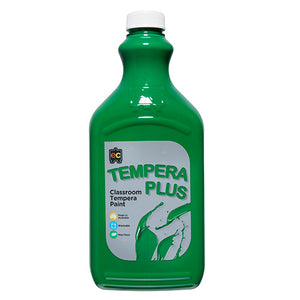 Tempera Plus Paint 2L Brilliant Green