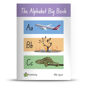 The Alphabet Big Book