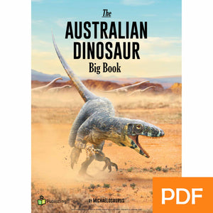 The Australian Dinosaur Big Book eBook
