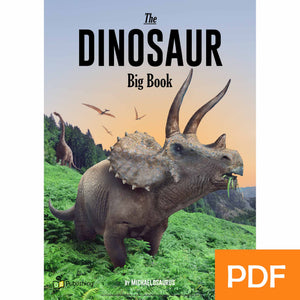 The Dinosaur Big Book eBook