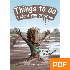 Things to do before you grow up eBook