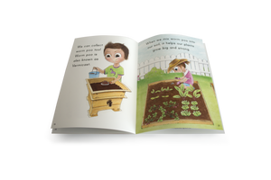 Our Wriggly Worm Farm Big Book