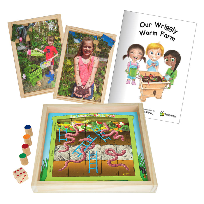 Wriggly Worms Resource Kit