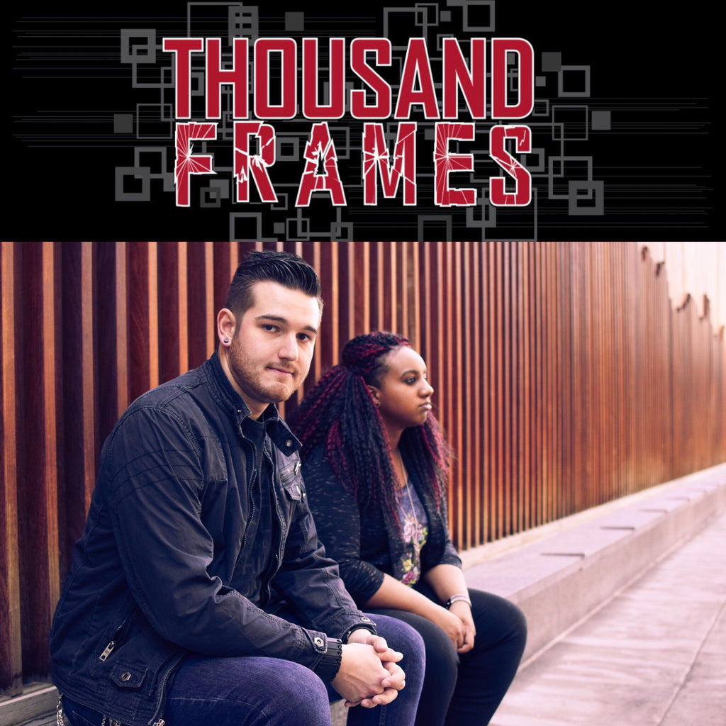 Maverick Apparel Co. Partners with Denver Based Rock Band Thousand Frames