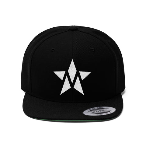 MAVERICK M-STAR FLAT BILL HAT