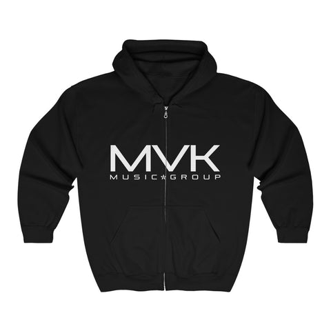 MVK Unisex Heavy Blend™ Full Zip Hooded Sweatshirt