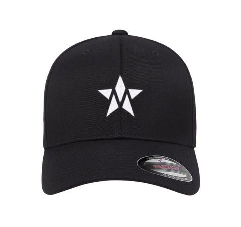 Maverick Star Logo Fitted Adult Hat